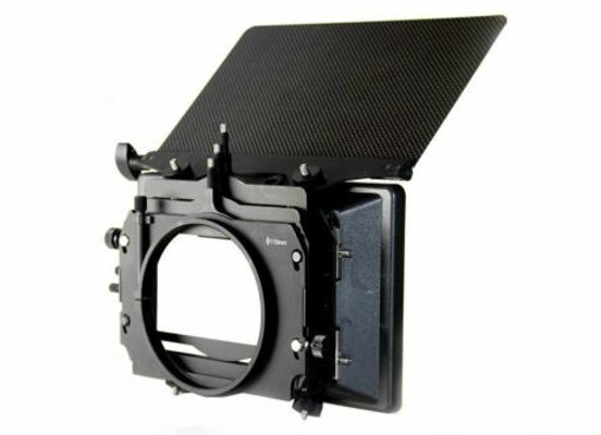 Pro LMB-15 4x5.65/4x4 CLAMP ON Lightweight 87mm 95mm 110mm114mm as Arri Red sony