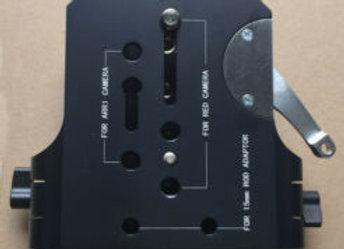 "Pro VIC 19mm Baseplate 12"" Dovetail Plate ARRI standard 4 ARRI ALEXA MINI Sony"