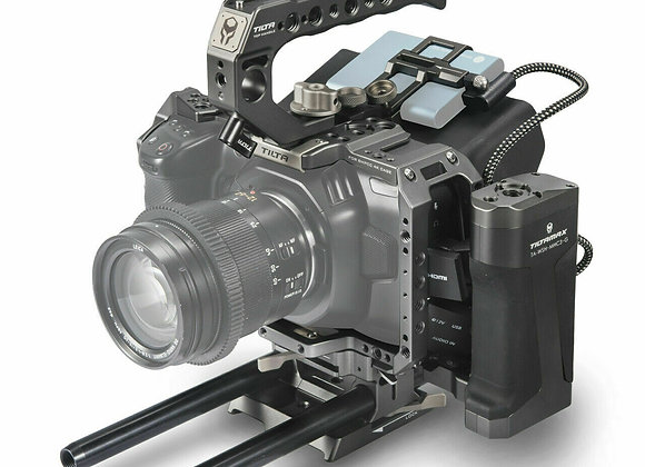 Tilta BMPCC 4K Cage TA-T01-A-G for BlackMagic Pocket BMPCC 4K Camera