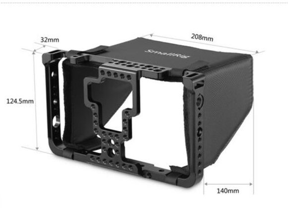 "PRO Director's Monitor Cage  7"" for small hd 7 inch monitor"