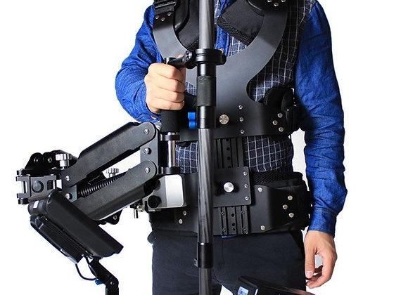 1-7.5kg Steadicam Steadycam Vest Arm Carbon Fiber Stabilizer Video Camera+FREE