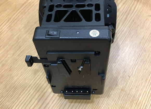 Pro V-Mount Battery Plate Power Supply FOR SONY FS7 PXW-FS7 4K Rig  as FS-T01
