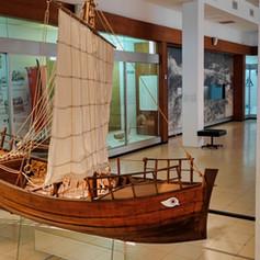 The National Maritime Museum in Haifa