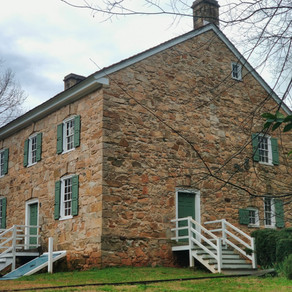 The Charlotte Museum of History and the Rock House