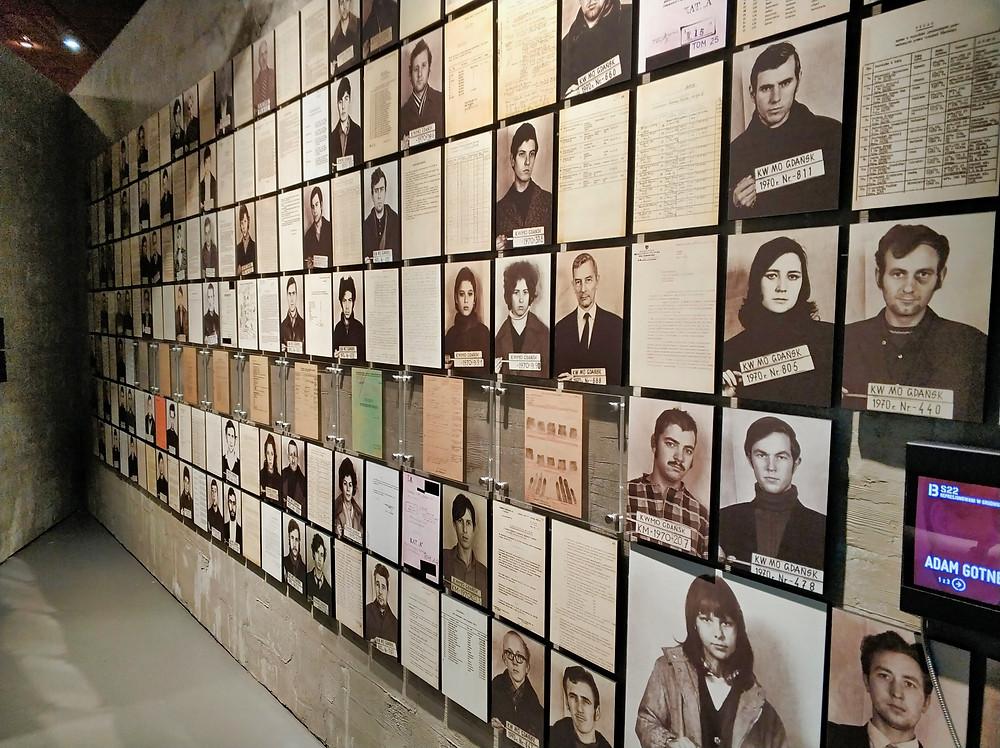 Solidarity Museum in Gdansk
