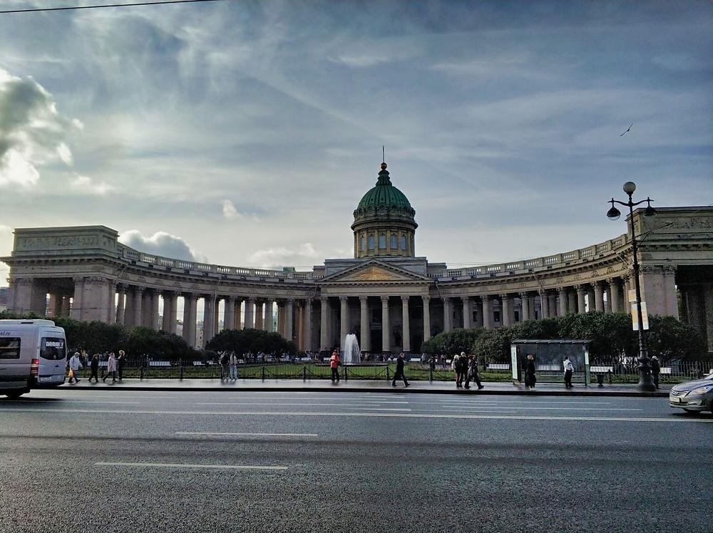 Kazan Cathedral St, Petersburg