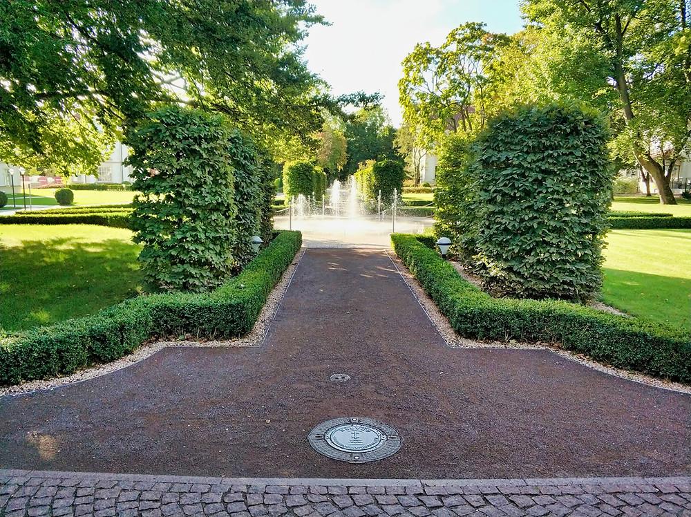 Oliwa Park Gdansk