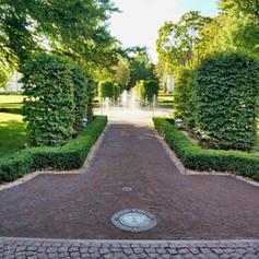 Oliwa Park in Gdansk