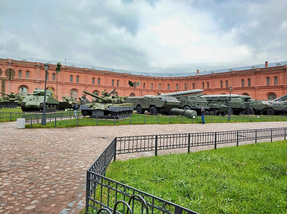 Military Historical Museum of Artillery, Engineers and Signal Corps