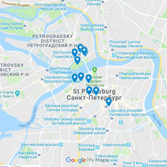 Five Days in St. Petersburg