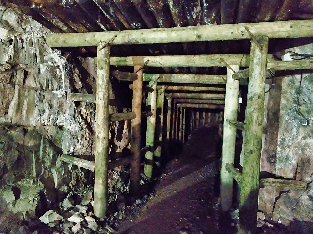 underground city Osowka