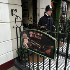 221b Baker St. - Sherlock Holmes Home