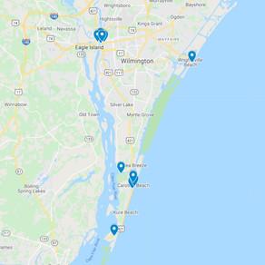 Three days in Wilmington
