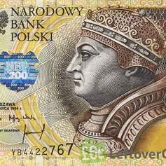 Currency in Poland - zloty (PLN)