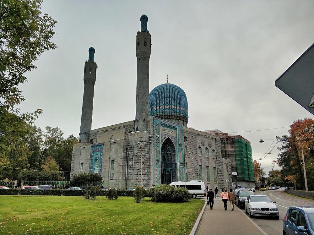 St. Petersburg Mosque
