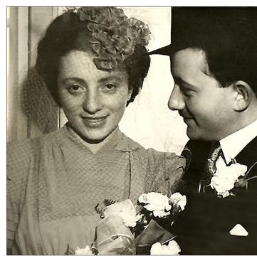 1942 Sara & Chaim Wedding.jpg