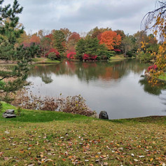 Missouri Botanical Garden in Saint Louis