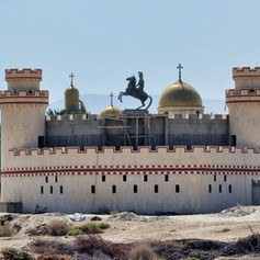 Deir Hajla - Monastery of Saint Gerasimus