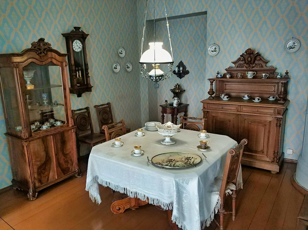 Dostoyevsky Home St. Petersburg