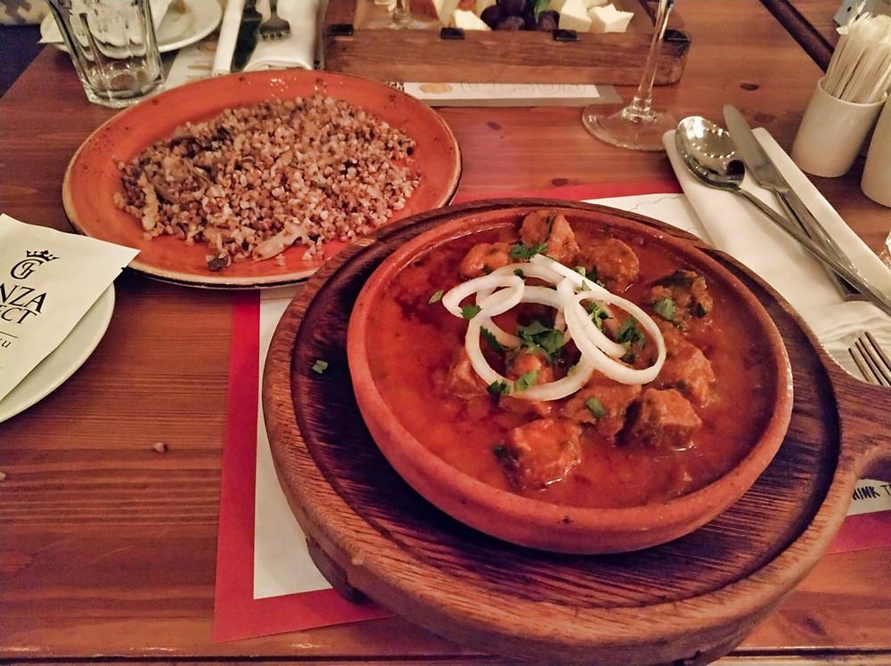 Spices & Joy Restaurant St. Petersburg
