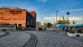 European Solidarity Center and the Shipyard in Gdansk