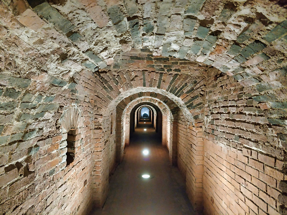 Peter and Paul Fortress - the Secret Passage