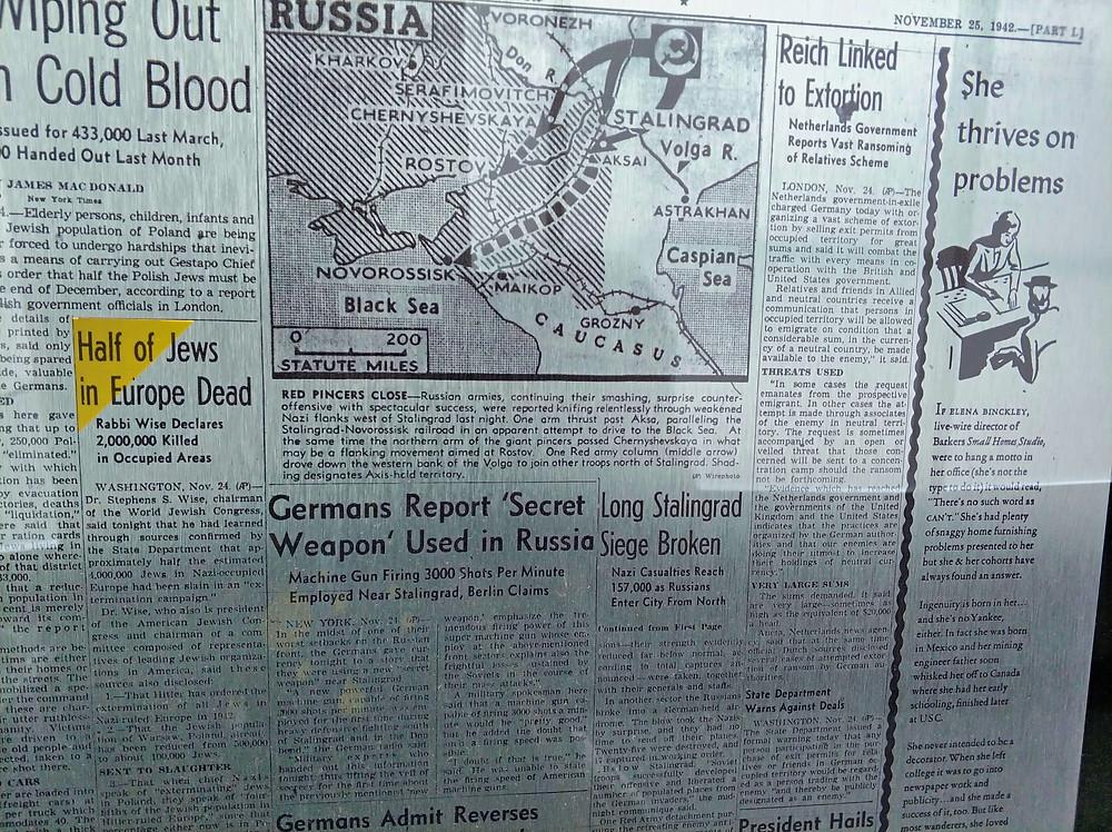 Los Angeles Museum of Holocaust