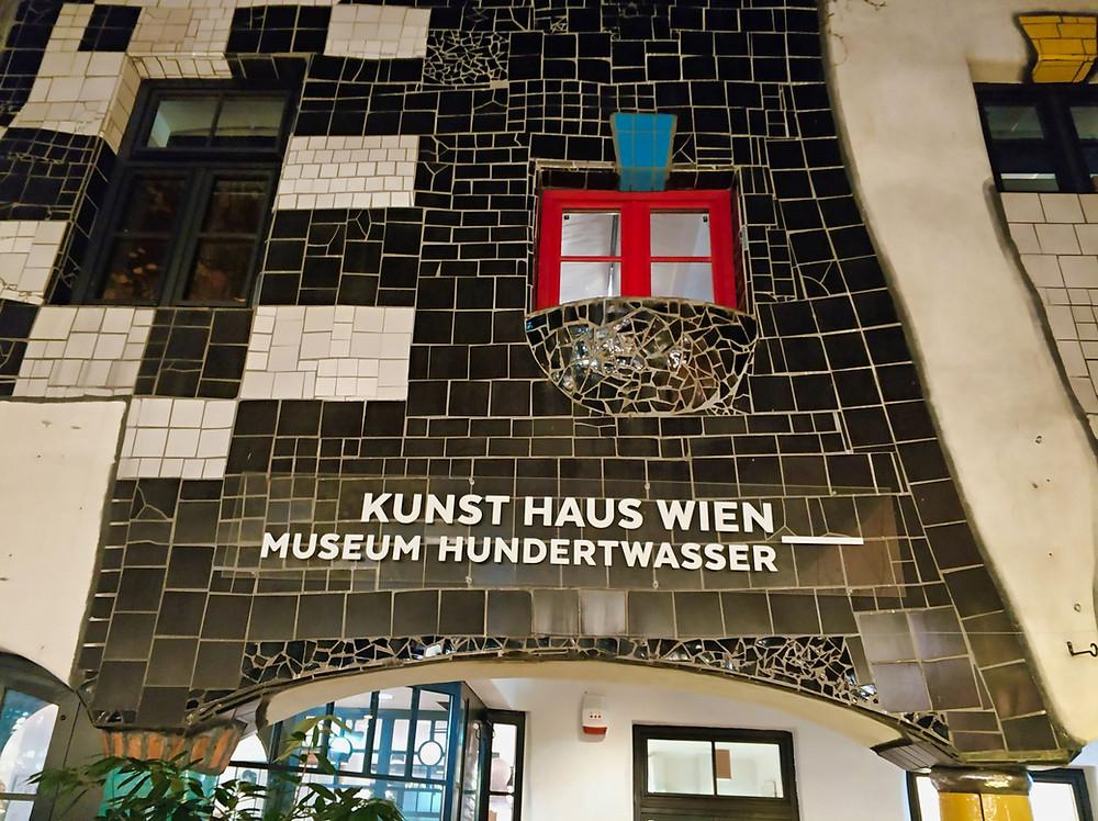Hundertwasser Museum Vienna