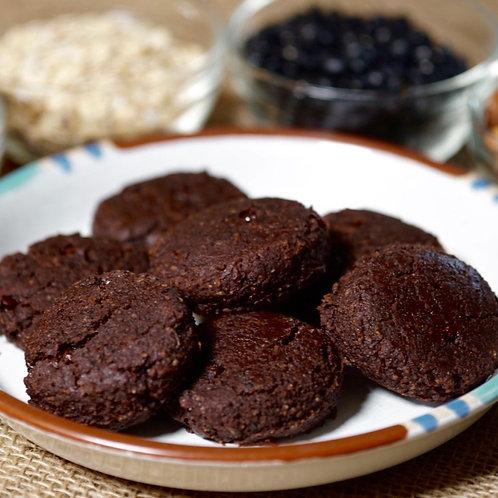 Double Chocolate Black Bean Cookies