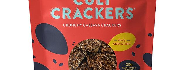 Cult Crackers - Crunchy Cassava