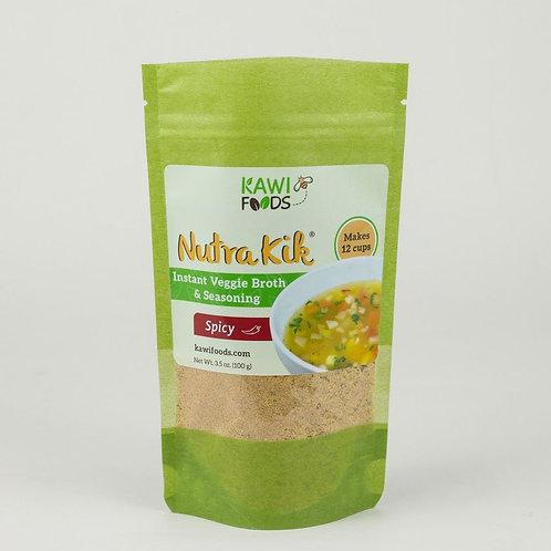 Nutra Kik vegetable broth - Spicy