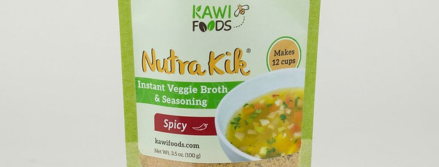 Nutra Kik vegetable broth - Spicy