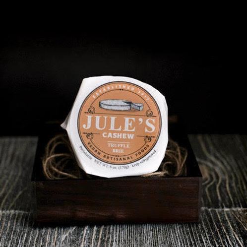 Jule's Truffle Cashew Brie