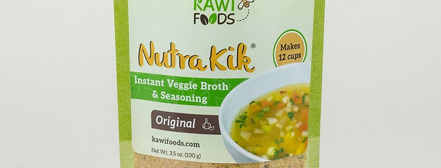Nutra Kik vegetable broth - Original