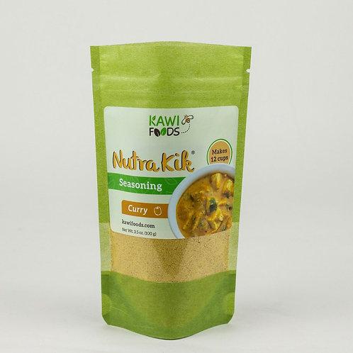 Nutra Kik vegetable broth - Curry