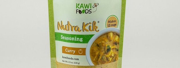 Nutra Kik vegetable broth - Curry