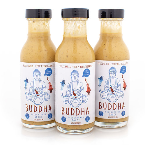 Buddha Enlightened Sauce
