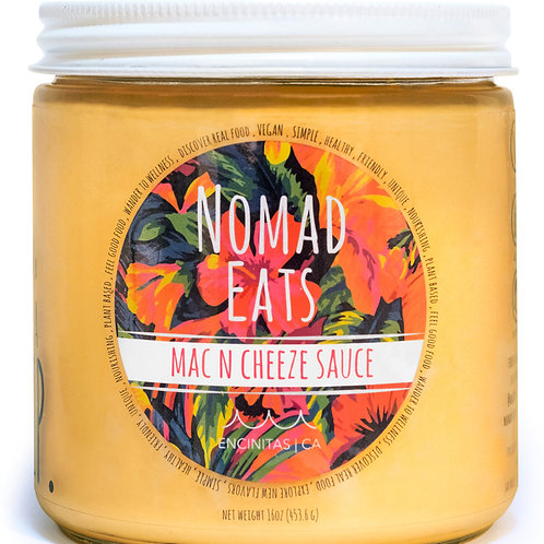 Nomad Eats - Mac n Cheeze sauce