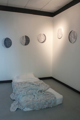 Weight/Wait, 2015 Installation Shot