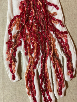 Lung Gloves, 2020