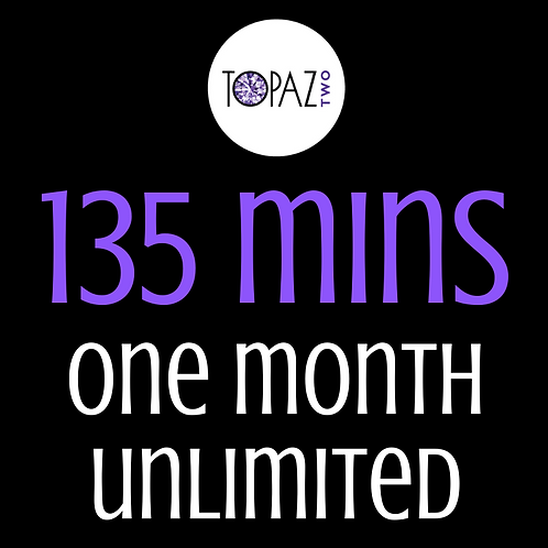 135mins Unlimited Tanning Course