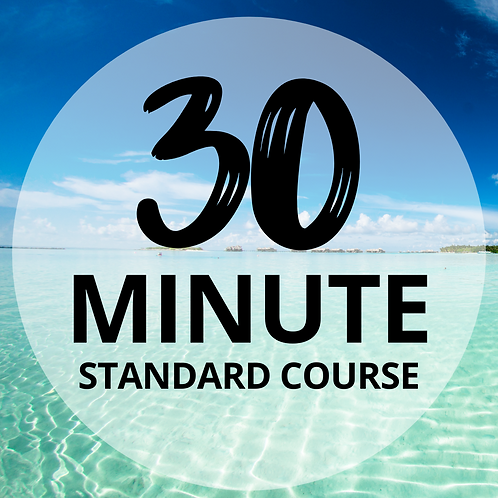 30 Minute Tanning Course