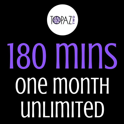 180mins Unlimited Tanning Course