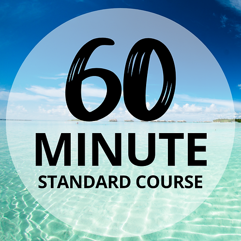 60 Minute Tanning Course