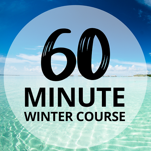 60 Minute Winter Tanning Course
