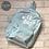 Thumbnail: Big Bro, Lil Bro matching backpacks (set of 2) star design in blue