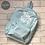 Thumbnail: Big sis, Lil sis matching backpacks (set of 2) in blue