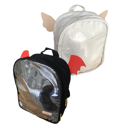 WINGED BACKPACK ITABAG (Angel / Devil)