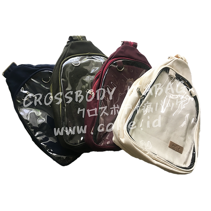 EARTH CROSSBODY ITABAG 2.0 (4-COLORS)