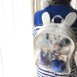 Cute Bunny ITABAG Tsukiuta Fuduki Kai ITABAG